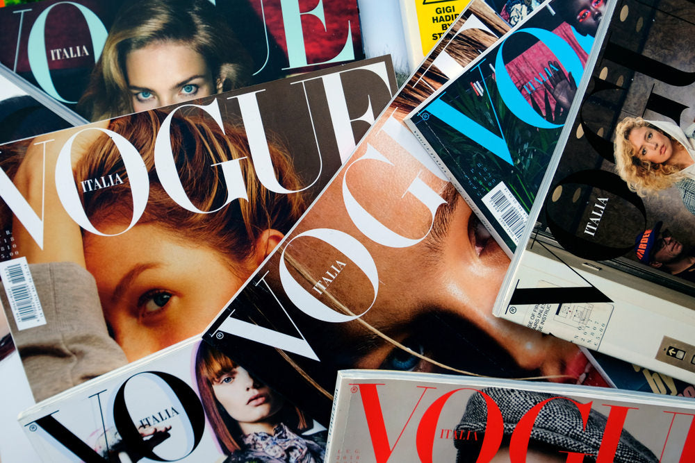 VOGUE SEPTEMBER EDITION – HOW A SINGLE EDITION MADE FALL FASHION