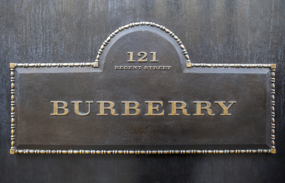 HISTORY OF BURBERRY