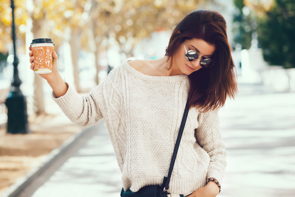 SWEATERS AND HOW TO WEAR 'EM