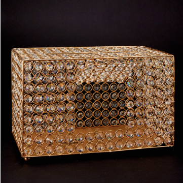 Crystal Money Box