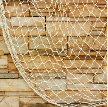 Fishing Net Decoration
