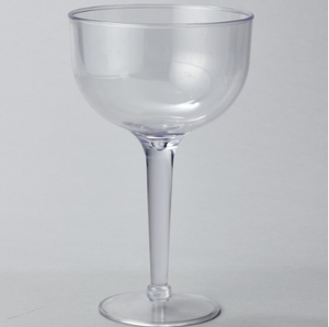 Plastic Large Wine Glass