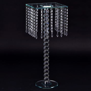 Chandelier Crystal Cake Stands Cascading