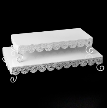 Rectangle Eyelet Stands