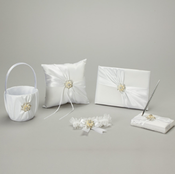 Wedding Accessory Pillow Set
