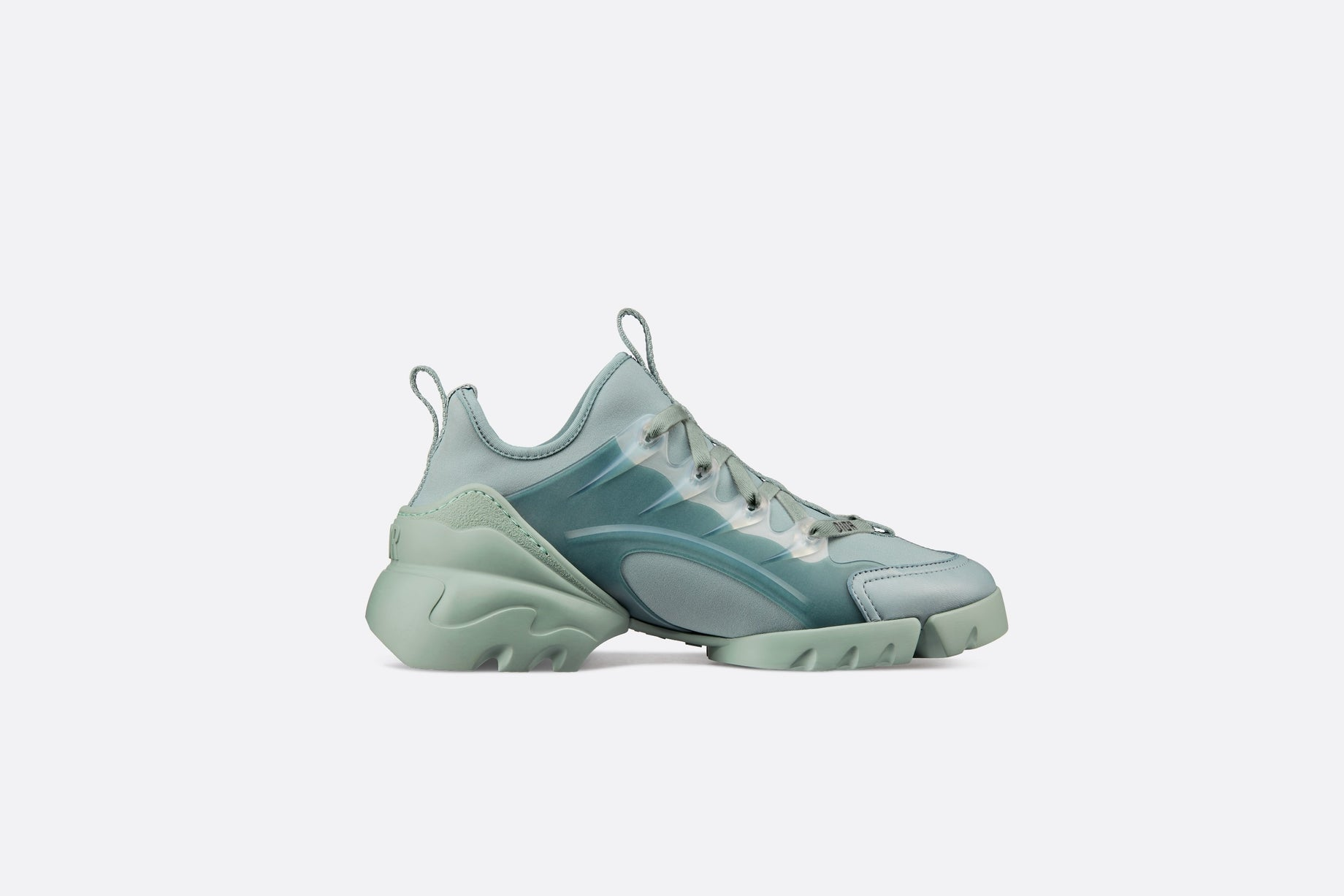 D-Connect Sneaker • Blue Gray Technical Fabric