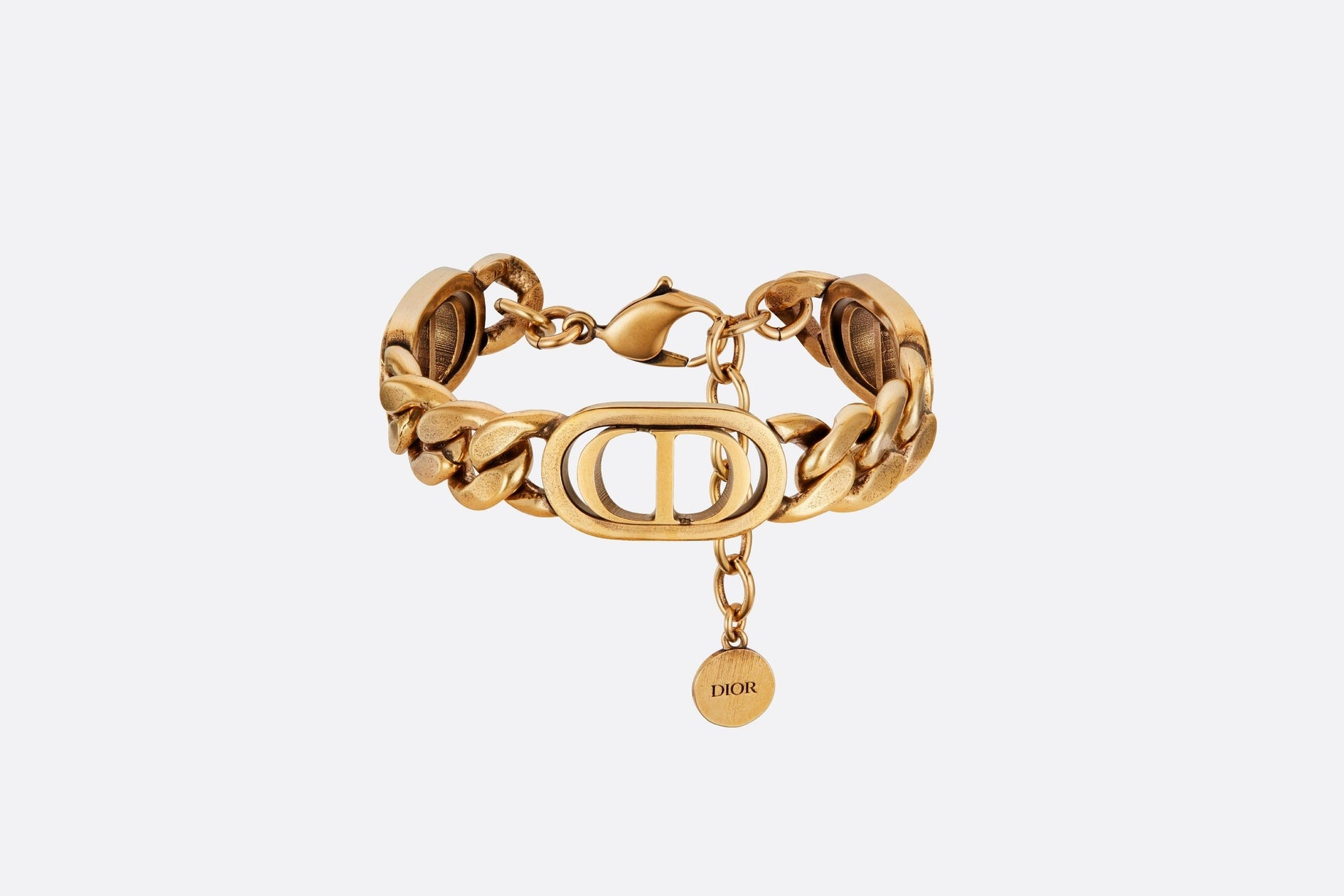 30 Montaigne Bracelet • Antique Gold-Finish Metal