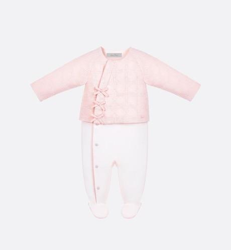 Pajamas • Pale Pink Interlock and Cotton Poplin