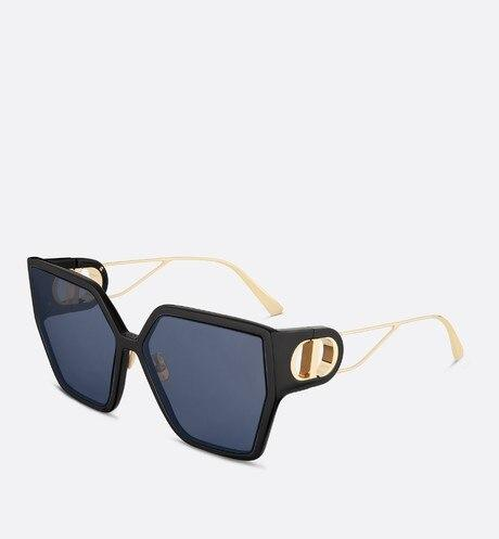 30Montaigne BU • Black Butterfly Sunglasses