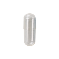 Clear Gelatin Capsule size 2