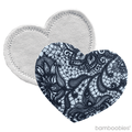 regular nursing pads - flirty lace