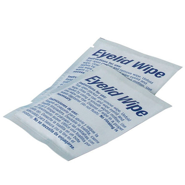 Eyelid Wipes