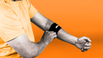 Use Strive Tennis Elbow Support Strap to alleviate elbow pain