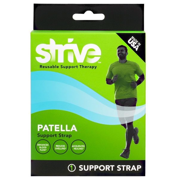 How to use Strive's Patella Support Strap
