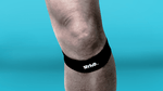 Use Strive's Patella Support Strap below knee