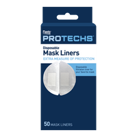 Flents® PROTECHS™ Disposable Mask Liners
