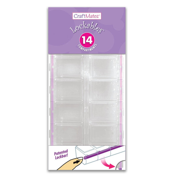 CraftMates® Lockables Organizers