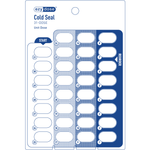 Cold Seal Card 31-dose front