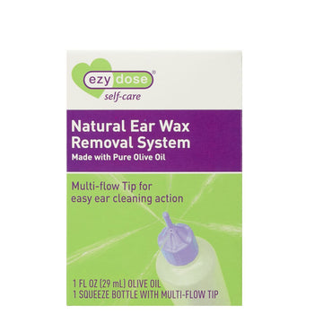 Ezy Dose® Natural Ear Wax Removal System