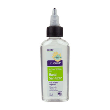 Flents® Lil' Squirt™ Hand Sanitizer Gel 2.0 Fl.Oz