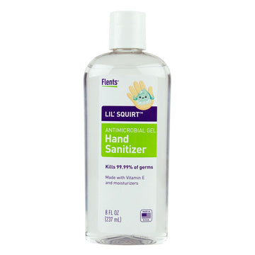 Flents® Lil' Squirt™ Hand Sanitizer Gel 8 Fl.Oz