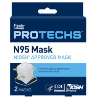 Flents® PROTECHS™ N95 Mask (2 CT)