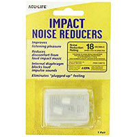 Music – Noise Reducing Ear Plugs