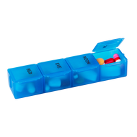 Daily Pill Reminder Blue