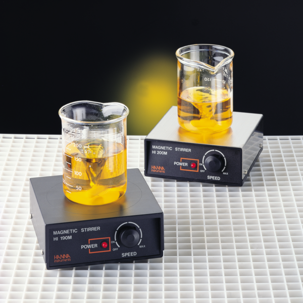 Magnetic Mini-Stirrer with Plastic Cover