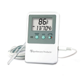 Traceable® Memory Monitoring Air Temperature Thermometer with Alarm