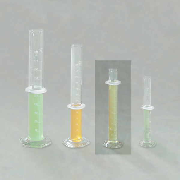Double-Scale Graduated Cylinder 100ml