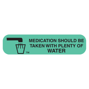 """MEDICATION TAKEN"" Label"
