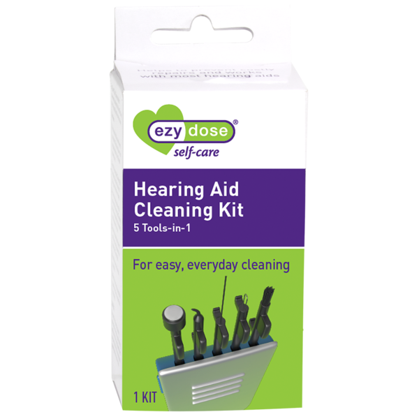 Hearing Aid Cleaner Audio Pro box
