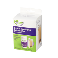 Hearing Aid Dehumidifier Dri-Eze box