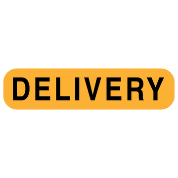 """DELIVERY"" Label"