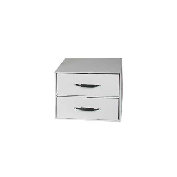 Rx Divided Drawer Storage File - 2 drawer