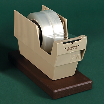 "Tape Dispenser (2"" Width Tape; Weighted)"
