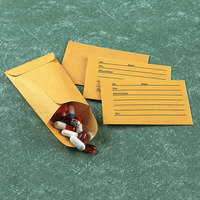 Imprinted Pill Envelopes