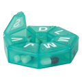 Ezy Dose® Weekly 7-Sided Pill Planner (Medium) *SPANISH*