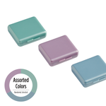 Solid Color Pockettes® Pillbox - assorted colors