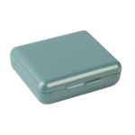 Pockettes® Pillbox green