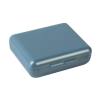 Pockettes® Pillbox blue