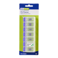 Ezy Dose® Push Button Weekly Pill Organizer