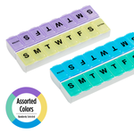 Duets Pill Planner assorted colors