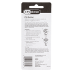 Ezy Dose® Ezy-Cut Pill Cutter instructions