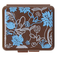 Pockettes® brown floral