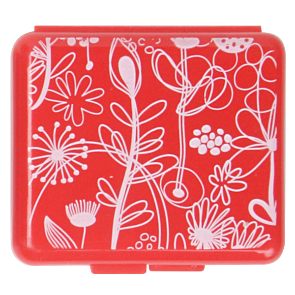 Pockettes® red floral