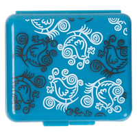 Pockettes® blue floral