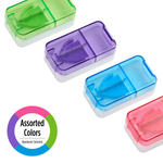 Portable Pill Cutter in assorted colors