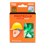 PROTECHS™ Ear Plugs for WORK package
